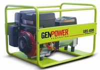 Электростанция GenPower GBS 40M 6.5 кВт